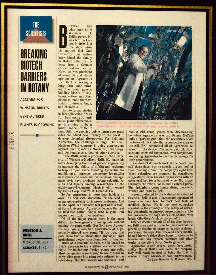 1989 Business Week Article